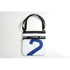 Metro Handbag with Number