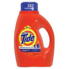 Procter & Gamble - Ultra Liquid Tide Laundry Detergents Tide Laundry Liquid 50 Oz. 2X Original Scent: 608-13878 - tide laundry liquid 50 oz. 2x original scent