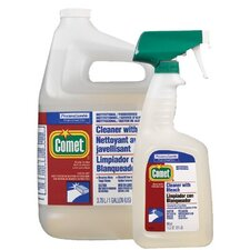 Procter & Gamble - Comet Cleaners W/Bleach Comet Cleaner W/Bleach 32Oz Btl W/Foil Seal: 608-02287 - comet cleaner w/bleach 32oz btl w/foil seal