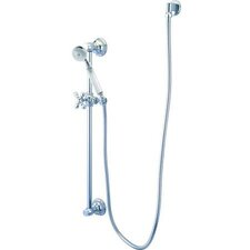 <strong>Elements of Design</strong> Professional Volume Control Hand Shower Combination