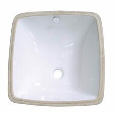 Vista Undermount Bathroom Sink