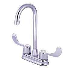 Magellan Centerset Bar Faucet with Vista ADA Handles