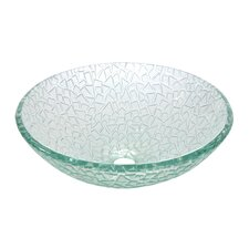 Nordica Glacier Vessel Sink