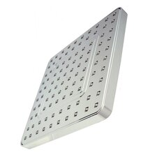 Rio Full Spray Square Rain Shower Head