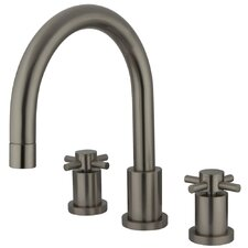 Concord Double Handle Roman Tub Filler