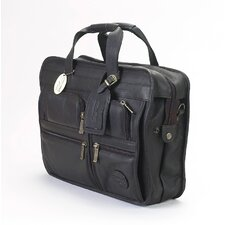 Slimline Executive Leather Briefcase
