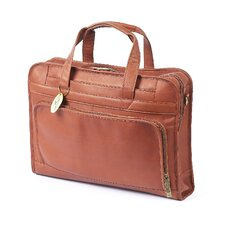 Professional Leather Laptop Briefcase