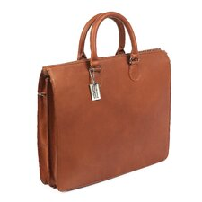 Sarita Leather Laptop Briefcase