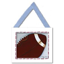 Football Framed Giclee