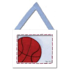 <strong>Doodlefish</strong> Basketball Framed Giclee