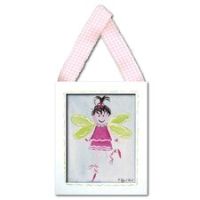 Fairy Framed Giclee - Brunette