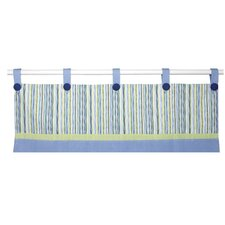 Surfer Curtain Valance