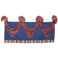 Western Curtain Valance
