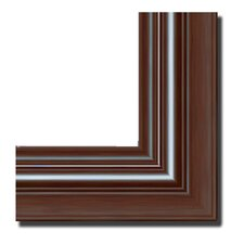 Chocolate Brown Distressed Frame - 16 x 20