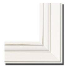White Distressed Frame - 16 x 20