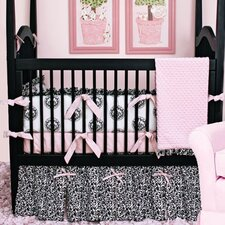 Amore Crib Bedding Collection