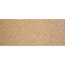 "Assortment 0.67"" x 1.11"" End Cap in Athene-Creme"