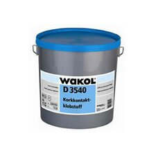 Wakol Cork Adhesive - 1 Gallon (180 sq. ft of coverage)