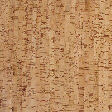"Naturals 12"" Engineered Cork Flooring in Titan Natural"