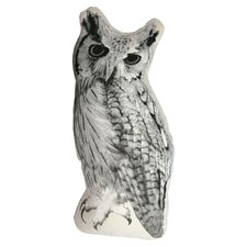 Large Organic Cotton Owl Cushion