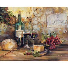 "12"" x 15"" Le Chateau Design Cutting Board"