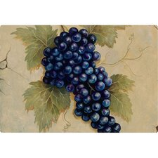"7.5"" x 11"" Grapes Design Cutting Board"