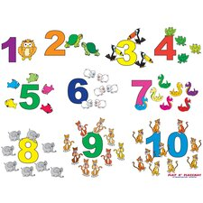 Numbers Play Placemat