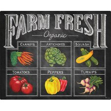 Farm Fresh Cutting Board