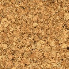 "11-7/8"" Cork Tile Flooring in Small Pebbles"