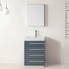 "Bailey 24"" Single Bathroom Vanity Set"