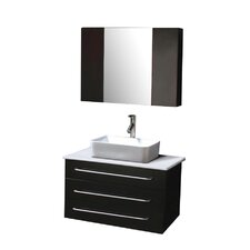 "Ivy 32"" Bathroom Vanity Set with Single Sink"