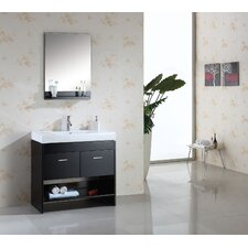 "Gloria 36"" Single Bathroom Vanity Set"