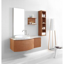 "Isabelle 47.2"" Single Bathroom Vanity Set"