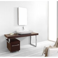 "Lyle 59.1"" Single Bathroom Vanity Set"