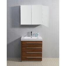 "Bailey 29.1"" Single Bathroom Vanity Set"