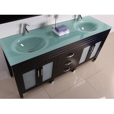 "Quinn 68.3"" Bathroom Vanity Set"