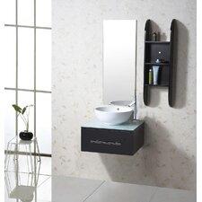 "Primo 24"" Single Bathroom Vanity Set with Mirror"