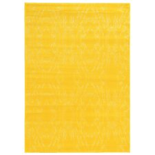 Prisma Electric Yellow Area Rug