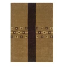 Trio Caramel/Brown Rug
