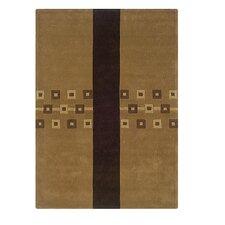 Trio Caramel/Brown Rug
