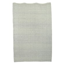 <strong>Linon Rugs</strong> Flip Flop Berber Light Green Kids Rug