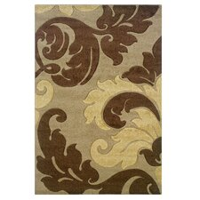Corfu Tan/Brown Kids Rug