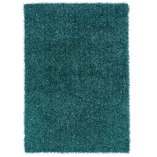 Confetti Turquoise Green Area Rug