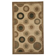 Dunaray Beige/Green Rug