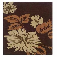 Trio With A Twist Chocolate/Pumpkin Rug