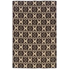 <strong>Linon Rugs</strong> Salonika Brown Ikat Rug