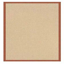 <strong>Linon Rugs</strong> Athena Natural/Burnt Orange Rug