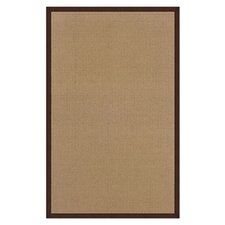 Athena Cork/Brown Area Rug