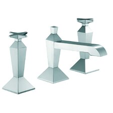 <strong>Fima by Nameeks</strong> Mp1 Widespread Bathroom Sink Faucet with Double Cross Handles