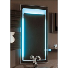 "<strong>Iotti by Nameeks</strong> 41.3"" H x 27.5"" W Vertical Backlight Mirror"